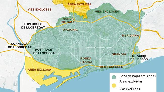 mapa zbe